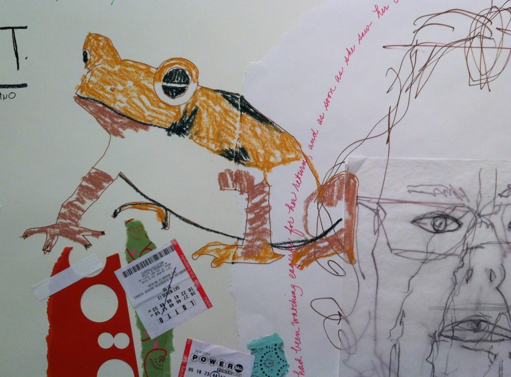 My Mural: Large Toad
